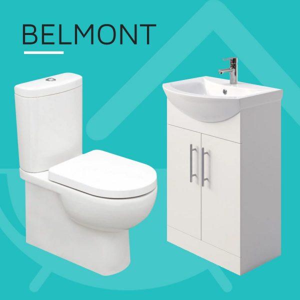 Belmont unit & toilet