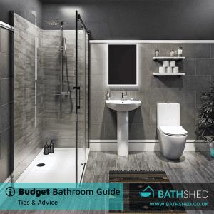 Budget bathroom guide