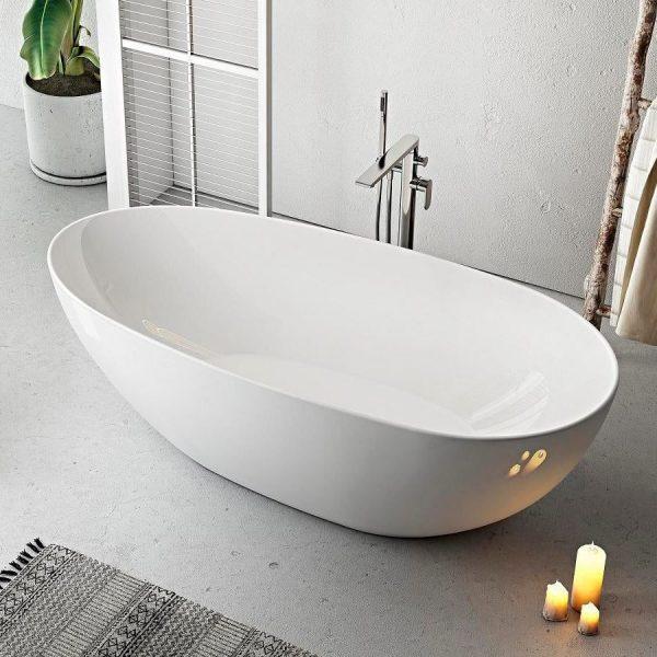 Mabe freestanding bath